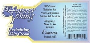 Solutions 4 You My Forever Young Anti-Aging Face Cream