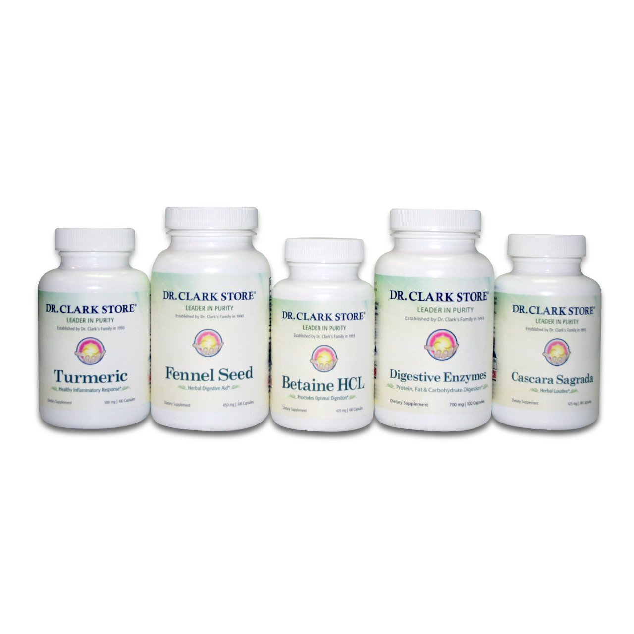 Hulda Clark Bowel Cleanse Kit